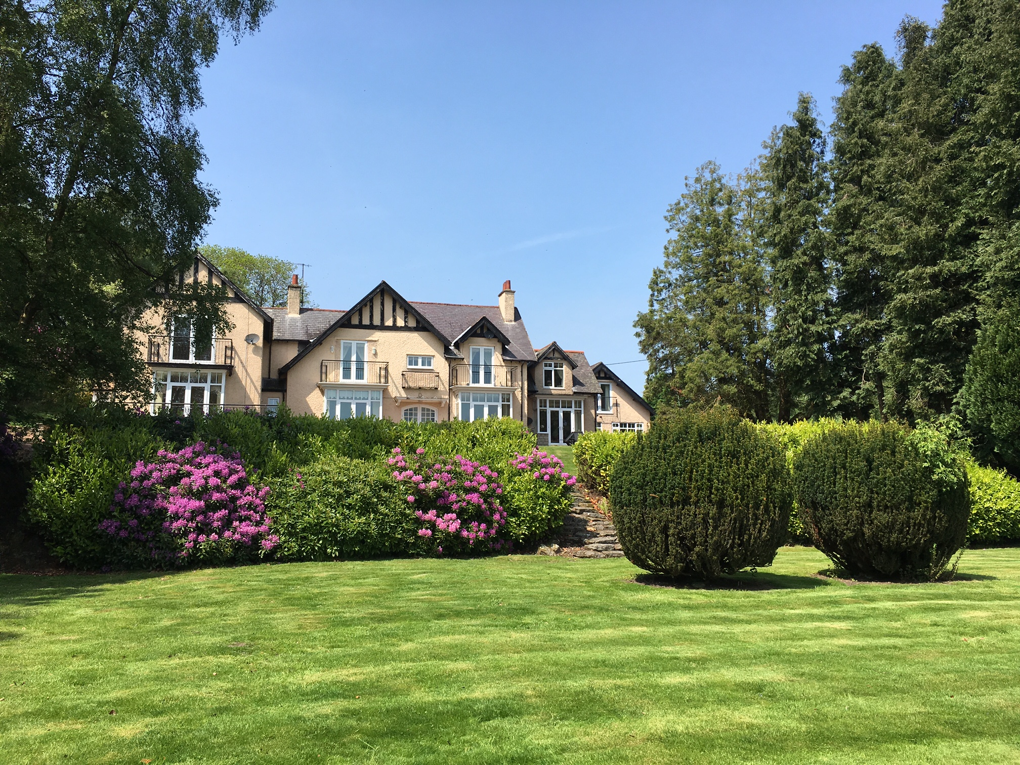Cheviot View at Westcliffe House – Westcliffe House in Rothbury