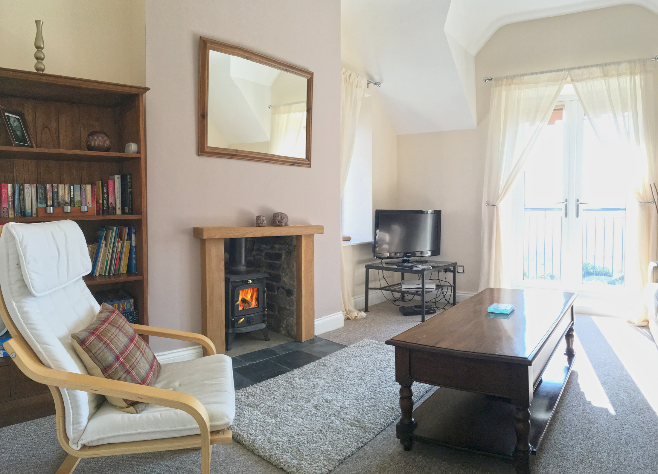 Coquet View at Westcliffe House – Westcliffe House in Rothbury